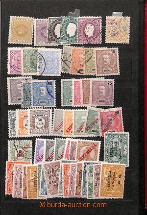 185988 - 1870-1931 [SBÍRKY]  malá sbírka zejména portugalských koloni