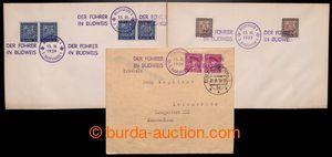186658 - 1939 letter sent from Č. Budějovice to Litoměřice, franked w