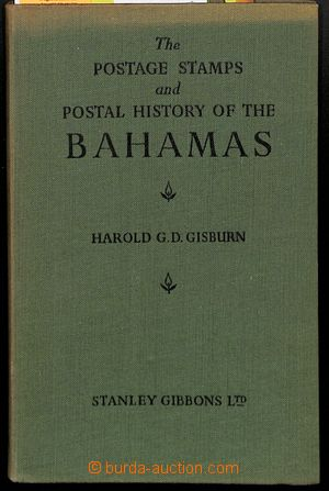 186862 - 1950 BAHAMAS - The Postage Stamps and Poslal History of the