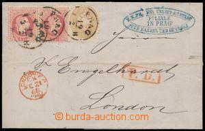 187389 / 380 - Filatelie / Evropa / Rakousko / VI. emise 1867