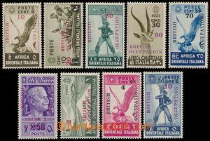 187507 / 117 - Filatelie / Evropa / Itálie / Italská pošta v cizině