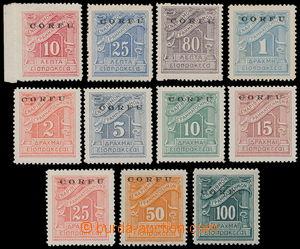 187509 / 116 - Filatelie / Evropa / Itálie / Italská pošta v cizině