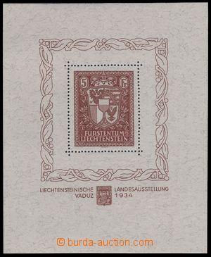 187788 / 148 - Filatelie / Evropa / Lichtenštejnsko