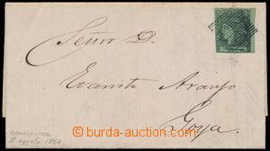 187872 - 1864 CORRIENTES - PROVINCIE ARGENTINSKÉ KONFEDERACE, Sc.4, C