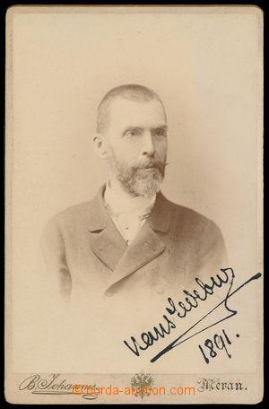 188161 - 1891 LEDEBUR-WICHELN Johann (1842-1903), předlitavský noblem