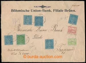 188200 - 1919 VÝPLATNÍ / VELKÝ FORMÁT  / opravené a upravené firemní