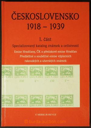 188408 - 2014 MERKUR REVUE, Československo 1918-1939, specializovaný