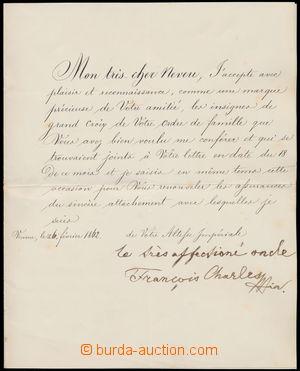188623 - 1862 FRANTIŠEK KAREL JOSEF HABSBURSKO-LOTRINSKÝ (1802 – 1878
