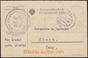 188640 / 1119 - Filatelie / ČSR I. / SO 1920