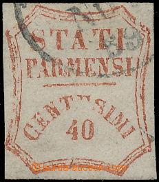 189083 / 63 - Filatelie / Evropa / Itálie / Staroitalské státy / Parma