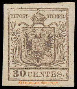 189926 / 243 - Filatelie / Evropa / Rakousko / Lombardsko-Benátsko