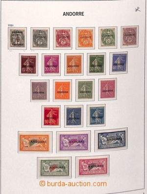 190086 - 1931-1999 [SBÍRKY]  mimořádná kompletní sbírka na zasklených