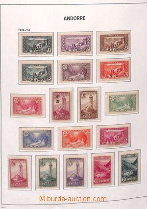 190087 - 1931-2000 [SBÍRKY]  DUBLETY  základní neúplná sbírka v luxus