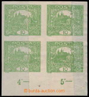 190643 -  Pof.6, 10h zelená, 4-blok s dolním okrajem a počitadly, nas