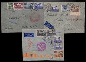 190706 / 681 - Filatelie / ČSR I. - ex PYTLÍČEK / Letecké 1930