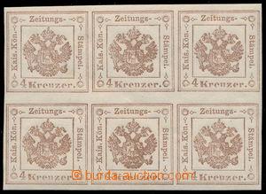 191112 / 361 - Filatelie / Evropa / Rakousko / Novinové 1851-1916