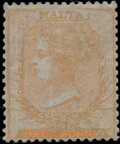 191810 - 1861 SG.2, Viktorie ½P hnědo oranžová; typický zastřený