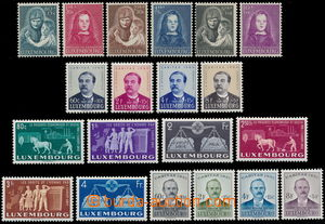 191843 - 1950-1951 Mi.468-487, kompletní ročníky 1950 a 1951, mj. Mi.
