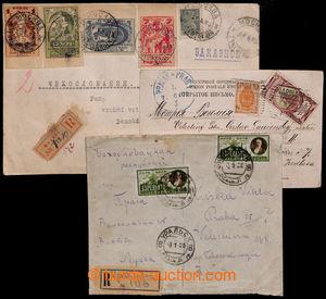 192784 / 500 - Filatelie / Evropa / Rusko, SSSR / Sovětský svaz 1923-1991