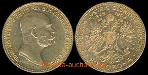 192925 - 1908 RAKOUSKO - UHERSKO/  FRANTIŠEK JOSEF II.  pamětní mince