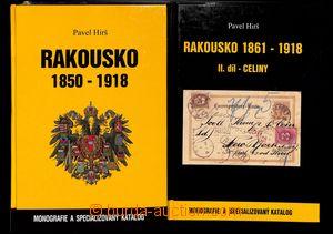 192938 - 2007-2010 HIRŠ Pavel: RAKOUSKO 1850-1918, Monografie a speci