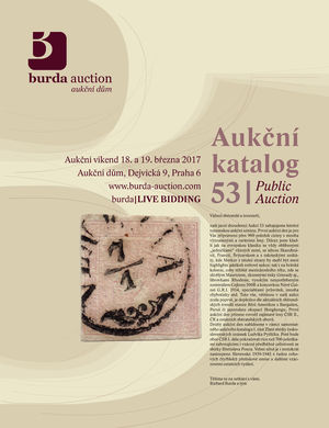 Public Auction 53 (1/2) - aukční katalog