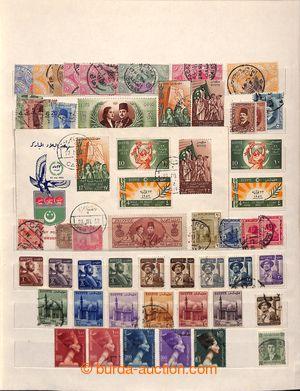 193662 - 1945-2000 [SBÍRKY]  sbírka ve 12-listovém zásobníku A4, různ