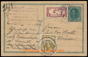 193727 - 1919 CPŘ3, Austrian parallel PC 8h Charles uprated by. Austr