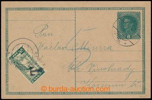193741 - 1919 CPŘ3, Austrian parallel PC 8h Charles sent without upra