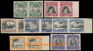 193833 - 1932 ZT pro SG.99-105, kompletní série nezoubkovaných imprim