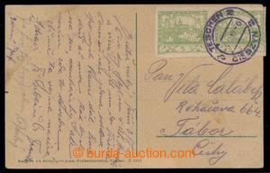 194014 / 1257 - Filatelie / ČSR I. / SO 1920