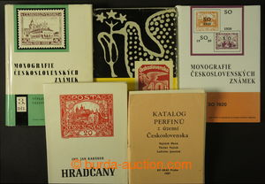 194763 - 1963-1998 MONOGRAFIE CZECHOSL. ZNÁMEK 3. part - postage stmp