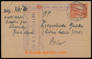 194804 / 2684 - Philately / Czechoslovakia 1918-1939 / First Airmail Issue 1920
