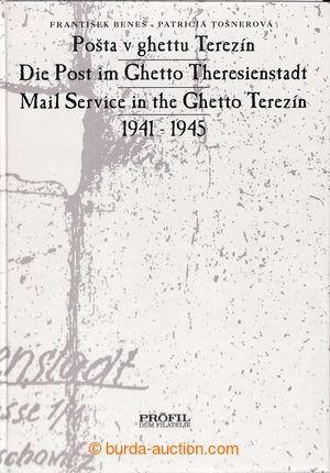 197076 - 1996 POST V GHETTU TEREZÍN, Beneš, Tošnerová, issued PROFIL,
