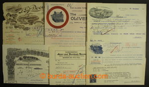 197155 - 1904-38 [COLLECTIONS]  AUSTRIA-HUNGARY and CZECHOSLOVAKIA 19