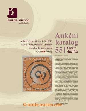 Public Auction 55 - aukční katalog