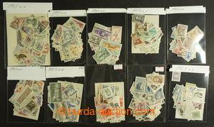 197592 - 1945-1990 [SBÍRKY] GENERÁLNÍ / sestava 46ks kompletních ročn