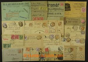 197828 - 1896-1918 [SBÍRKY]  sestava více jak 500ks dopisů, lístků a