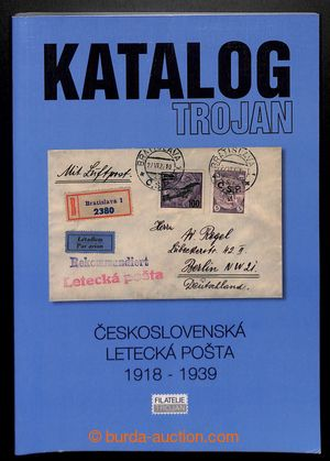 197856 - 1997 HORKA, P.: Československá letecká pošta 1918-1939, vyda