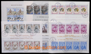 197928 - 1974-1979 selection of popular PL: Bl.7, 8, 10, 11, 12, 15,
