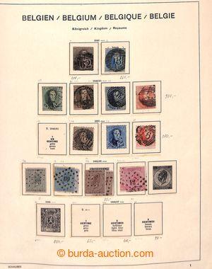 197955 - 1849-1955 [SBÍRKY]  velmi pěkná dobře obsazená sbírka převáž