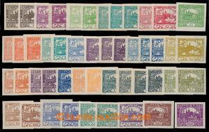 197986 -   Pof.1-26, kompletní základní řada (bez Pof.9N, 13N), mimo