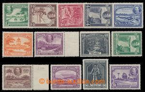 198178 - 1934 SG.288-300, Jiří V. - Motivy; bezvadná kompletní série,