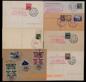198477 - 1938-1939 AŠ, ÚSTÍ NAD LABEM, MORAVSKÁ OSTRAVA  sestava 7ks
