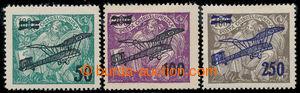 198487 -  Pof.L4-L6, II. letecké provizorium, kompletní série; stopy