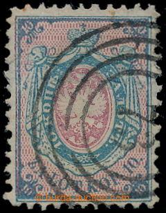 198538 - 1860 Mi.1, Znak Za Lot Kop 10, kruhové číslicové raz. 73 (Lu