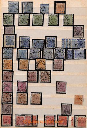 198754 - 1855-1970 [SBÍRKY]  zajímavá sbírka (akumulace) ve 2 albech