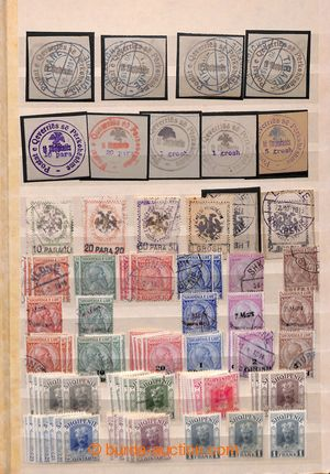 198782 - 1913-1939 [SBÍRKY]  zajímavá sbírka / akumulace v 8-listovém