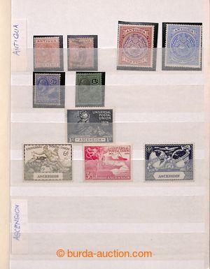 198827 - 1860-1950 [SBÍRKY]  zajímavá akumulace v 6 zásobnících