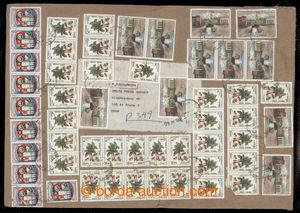 198838 - 1987 dopis adresovaný tiskové agentuře ORBIS Praha, vyfr. ce